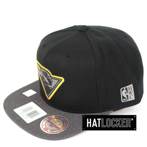 Mitchell & Ness Golden State Warriors Reflective Duo Snapback