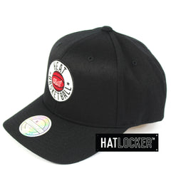 Mitchell & Ness Miami Heat Full Court Logo 110 Curved Snapback