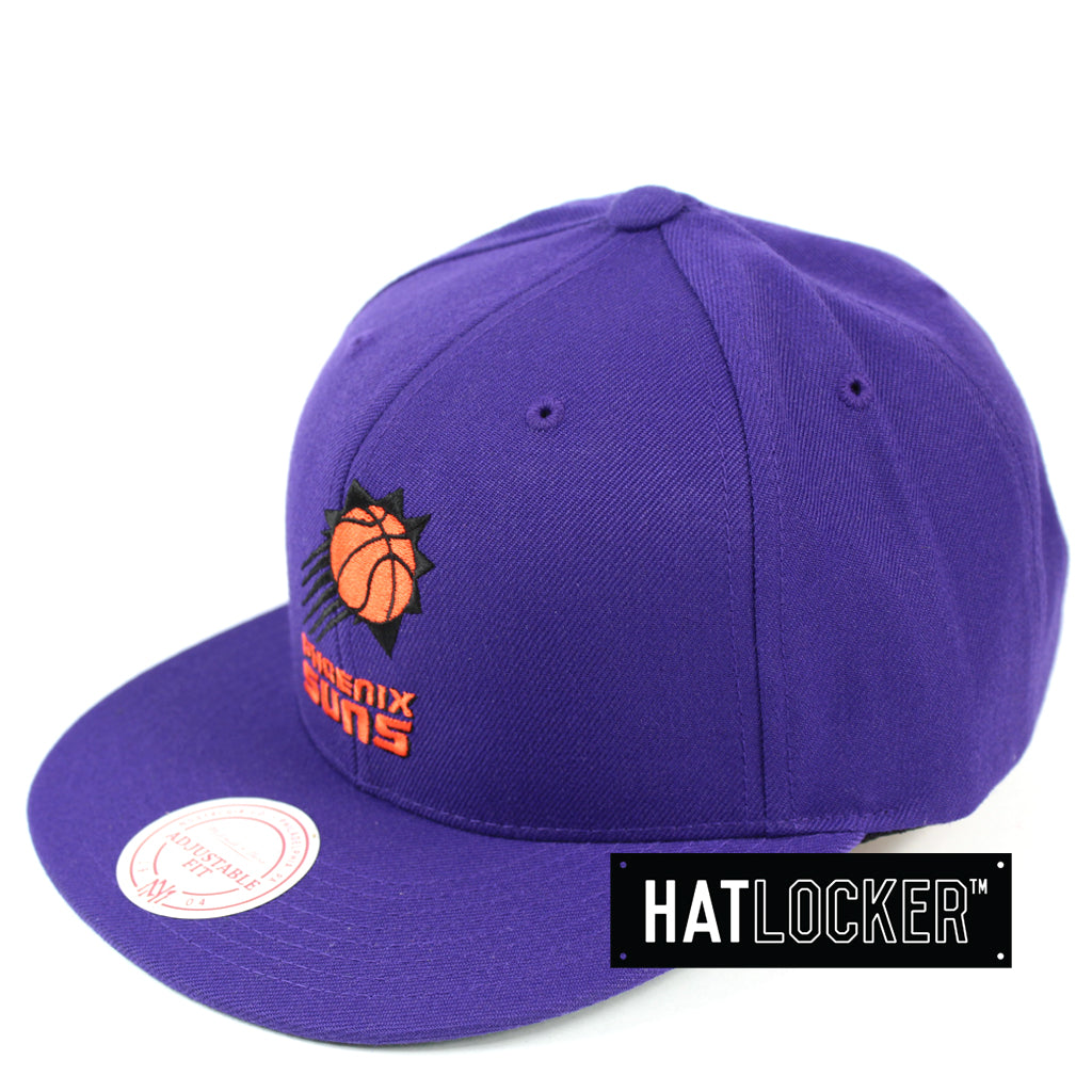Mitchell & Ness Phoenix Suns Retro Crown Throwback Snapback