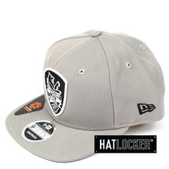 New Era Brisbane Roar Grey Snapback Hat