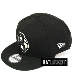 New Era Brooklyn Nets Back Half Team Colour Snapback Cap