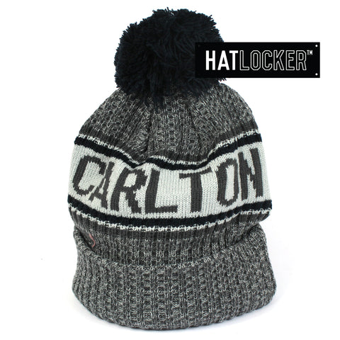 New Era Carlton Blues Marl Beanie Australia