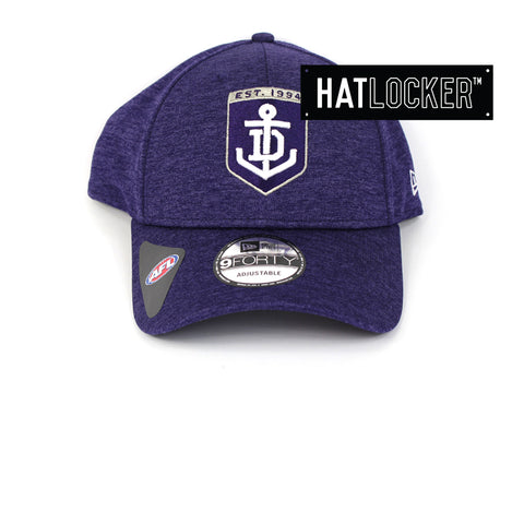 New Era Fremantle Dockers 2019 Shadow Tech Curved Snapback