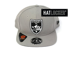 New Era Sydney FC Grey Snapback Hat