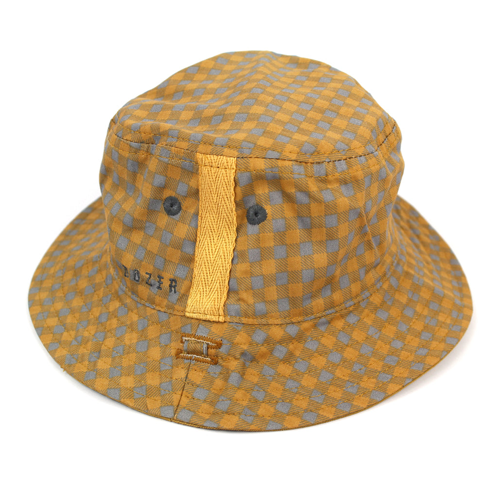 Dozer Bradyen Kids Mustard Bucket Hat Boys
