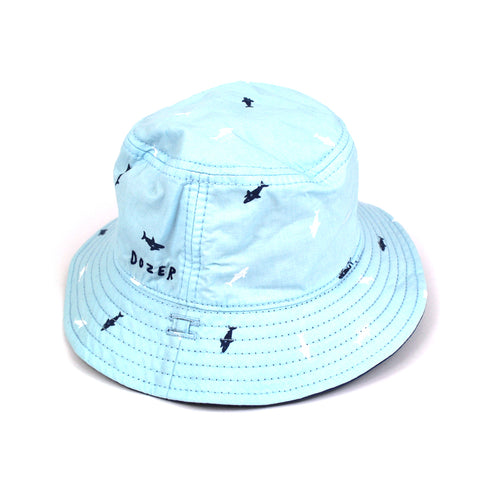 Dozer Deep Sea Kids Bucket Hat Baby Boys