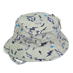 Dozer Zap Kids Bucket Hat Boys