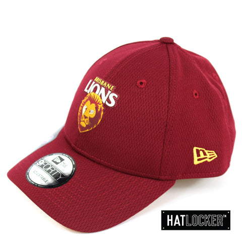 New Era Brisbane Lions OB 2020 Team Colour Curved Snapback