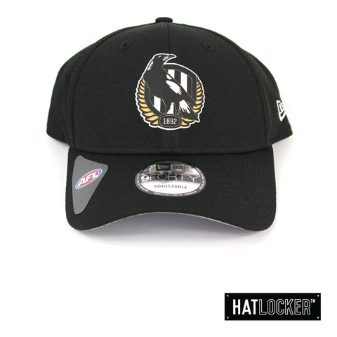 New Era Collingwood Magpies OB 2020 Team Colour Curved Snapback