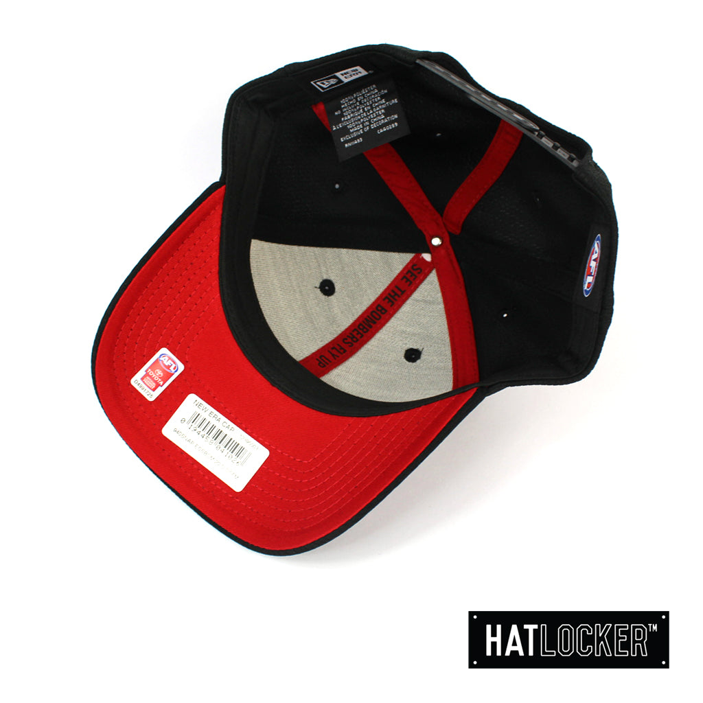New Era Essendon Bombers OB 2020 Team Colour Curved Snapback