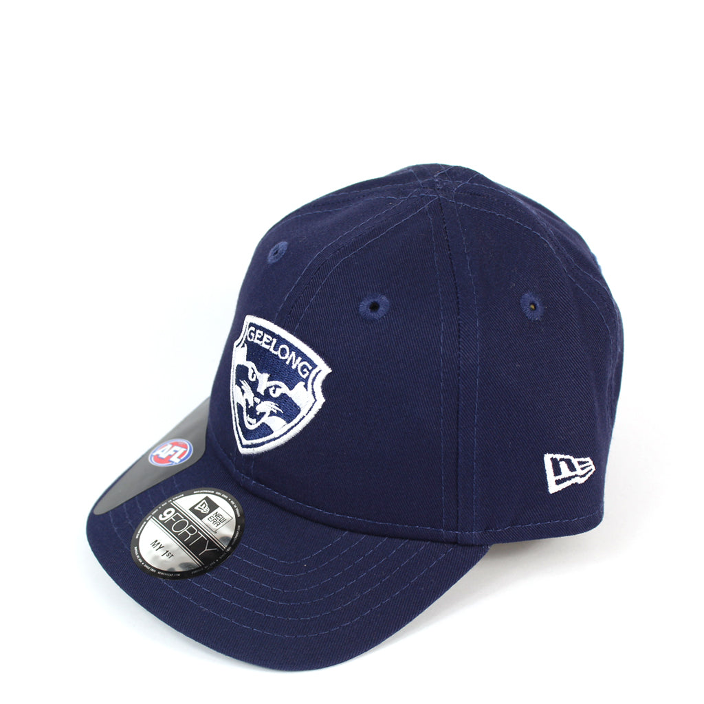 New Era Geelong Cats My 1st 9Forty Cap