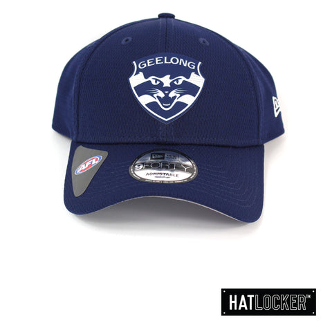 New Era Geelong Cats OB 2020 Team Colour Curved Snapback