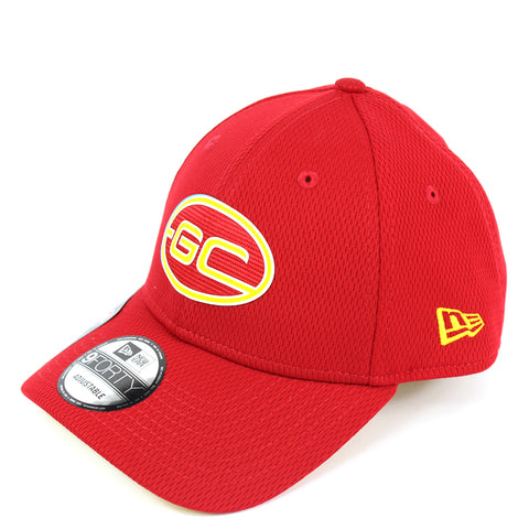 New Era Gold Coast Suns OB 2020 Team Colour Curved Snapback