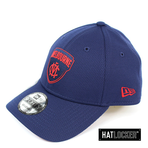 New Era Melbourne Demons OB 2020 Team Colour Curved Snapback