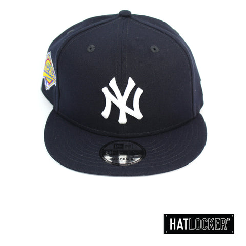 New Era New York Yankees 1996 World Series Champions Navy Snapback