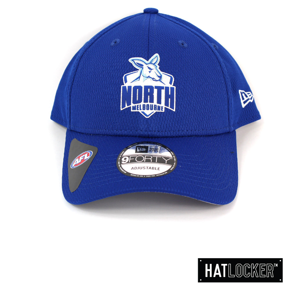 New Era North Melbourne Kangaroos OB 2020 Team Colour Curved Snapback