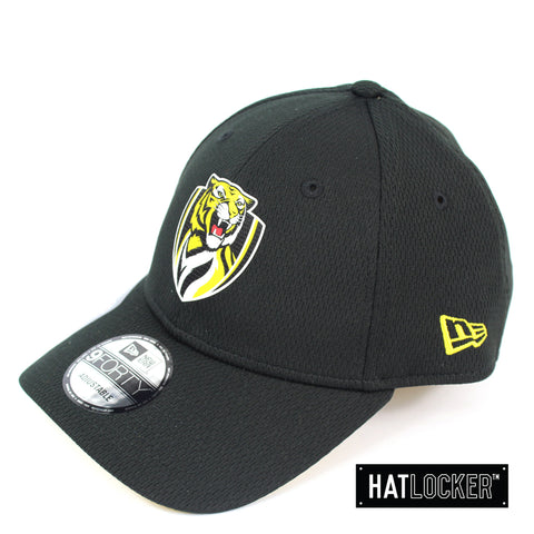 New Era Richmond Tigers OB 2020 Team Colour Curved Snapback