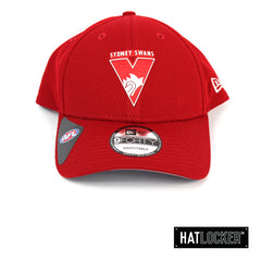 New Era Sydney Swans OB 2020 Team Colour Curved Snapback