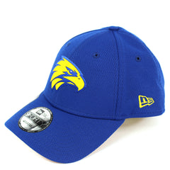 New Era West Coast Eagles OB 2020 Team Colour Curved Snapback