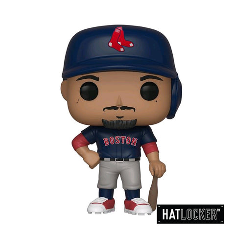 Pop Vinyl Baseball MLB Boston Red Sox Mookie Betts Special Edition