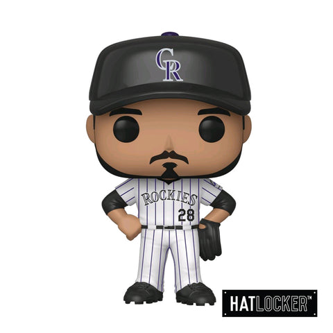 Pop Vinyl Baseball MLB Colorado Rockies Nolan Arenado