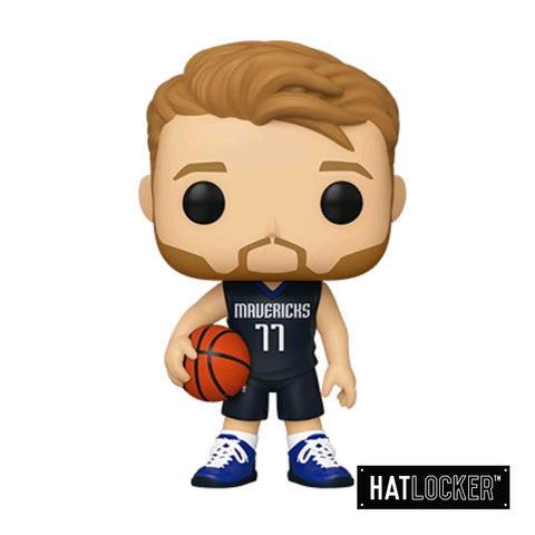 Pop! Vinyl Basketball NBA Dallas Mavericks Luka Dončić Alt Jersey