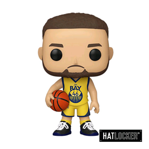 Pop Vinyl Basketball NBA Golden State Warriors Stephen Curry Alt Jersey