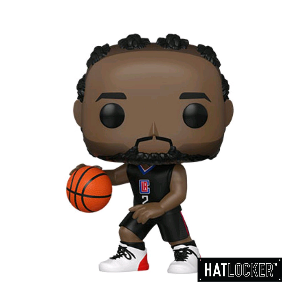 Pop! Vinyl Basketball NBA LA Clippers Kawhi Leonard Alt Jersey