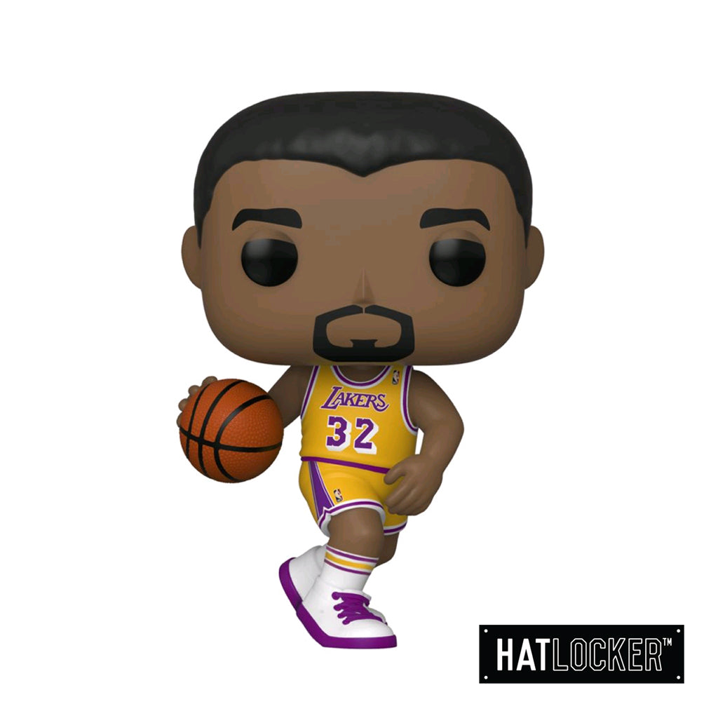 Pop! Vinyl - Basketball Sports Legends Magic Johnson LA Lakers Home Jersey