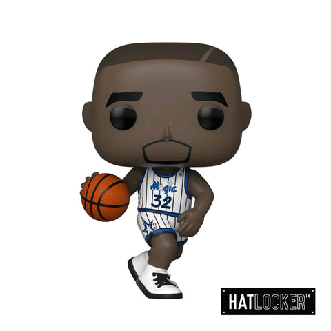 Pop Vinyl Basketball Sports Legends Shaquille O'Neal Magic Home Jersey