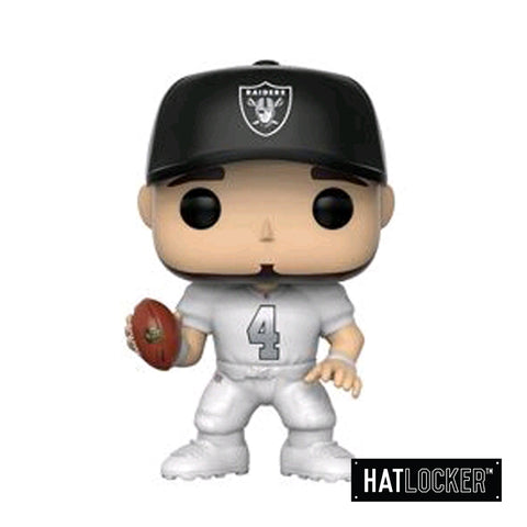 Pop Vinyl Football NFL Colour Rush Oakland Raiders Derek Carr