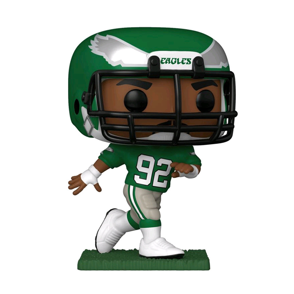 Pop! Vinyl Football NFL Reggie White Philadelphia Eagles Run Pose