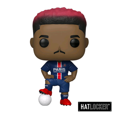Pop Vinyl Football Paris Saint Germain FC Presnel Kimpembe