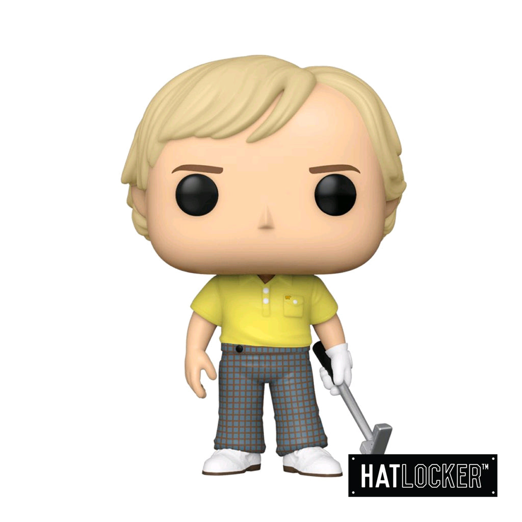 Pop Vinyl Golf Jack Nicklaus