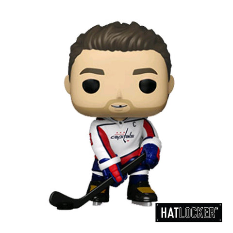 Pop! Vinyl Hockey NHL Washington Capitals Alex Ovechkin US Exclusive