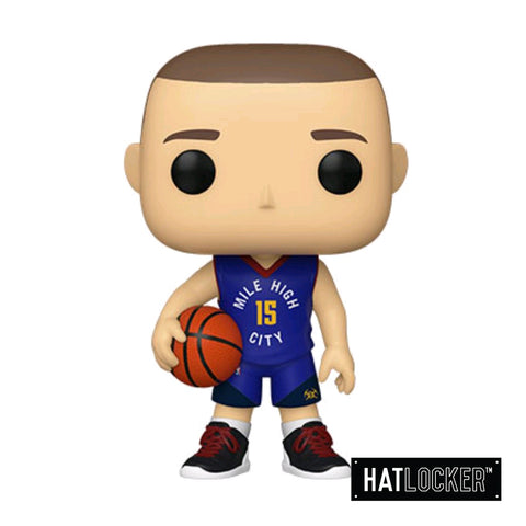 Pop Vinyl Basketball NBA Denver Nuggets Nikola Jokić Alt Jersey