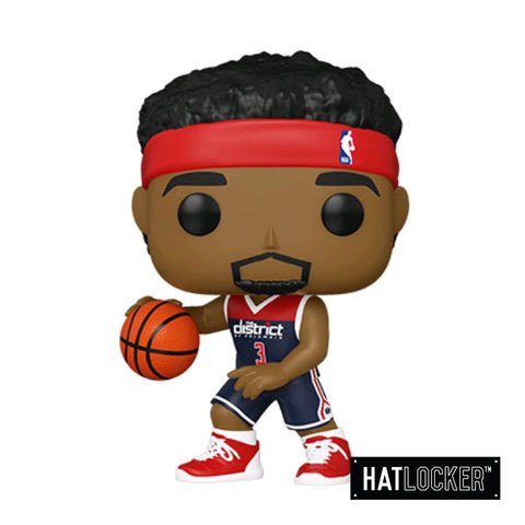 Pop Vinyl Basketball NBA Washington Wizards Bradley Beal Alt Jersey
