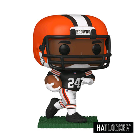 Pop Vinyl Football NFL Cleveland Browns Nick Chubb