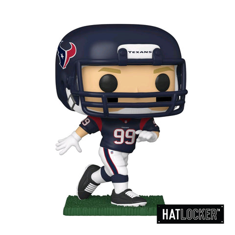 Pop Vinyl Football NFL Houston Texans JJ Watt