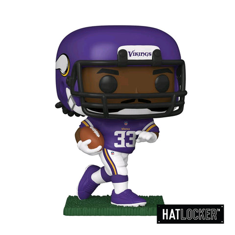 Pop Vinyl Football NFL Minnesota Vikings Dalvin Cook