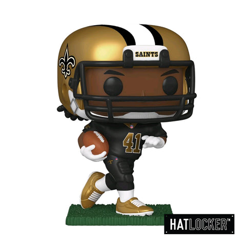 Pop Vinyl Football NFL New Orleans Saints Alvin Kamara