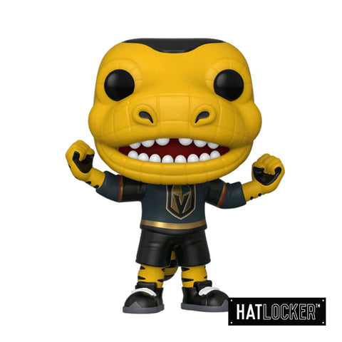 Pop Vinyl Hockey NHL Mascots Vegas Golden Knights Chance