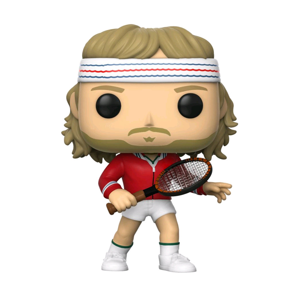 Pop Vinyl Tennis Sports Legends Björn Borg