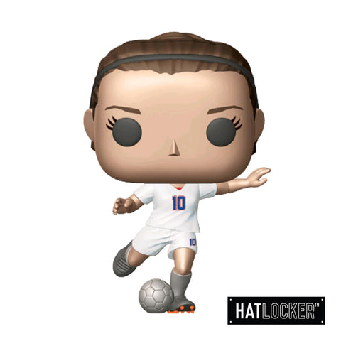 Pop! Vinyl Football USWNT Sports Legends Carli Lloyd