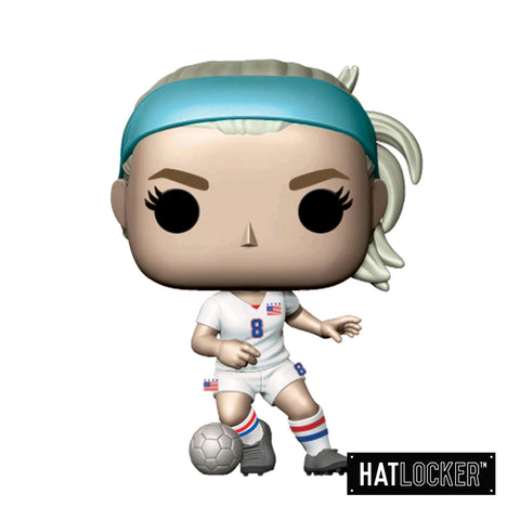 Pop Vinyl Football USWNT Sports Legends Julie Ertz