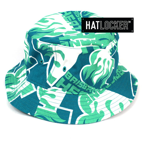 47 Brand Brisbane Heat BBL 09 Bravado Bucket Hat