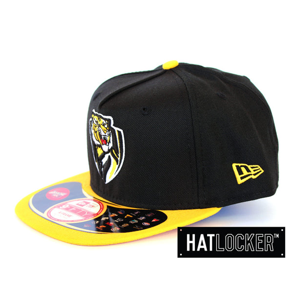 New Era Richmond Tigers A-Frame Snapback