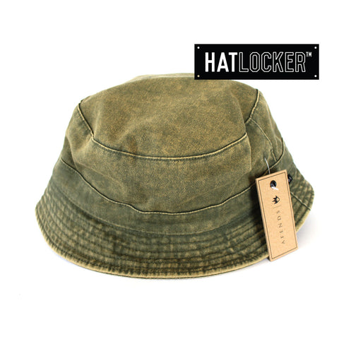 AFENDS Military Reversible Bucket Hat