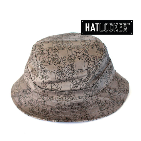 crooks-castles-cathedral-speckle-grey-bucket-hat