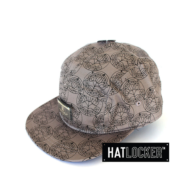 crooks-castles-coronation-speckle-grey-5-panel